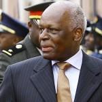 Angolan President Dos Santos