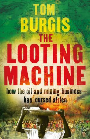 tom burgis looting machine