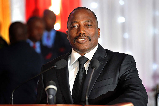 What next for President Joseph Kabila of the DRC? Photograph by GCIS.