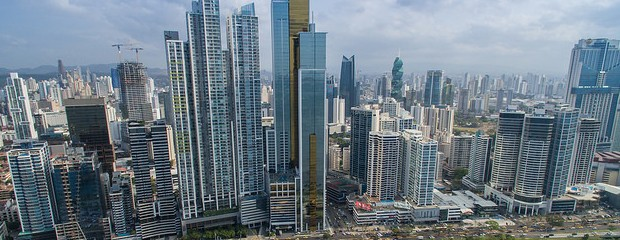 The leak of the Panama Papers revealed how billions of dollars are kept in secret accounts. Credit: dronepicr.