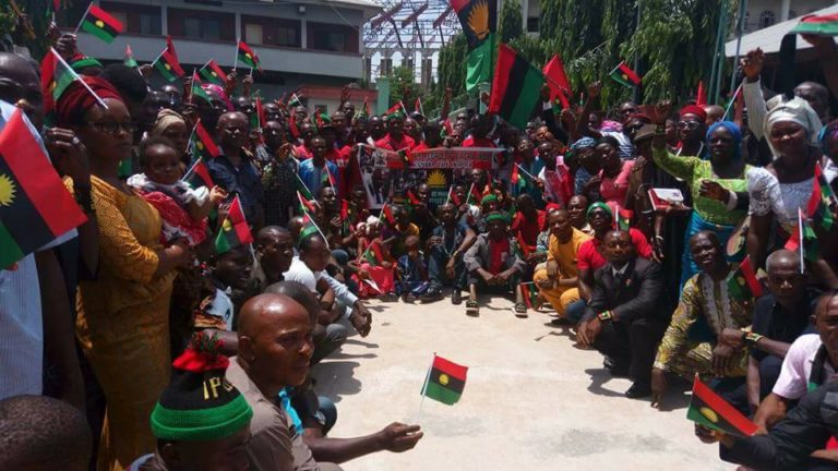 "ENUGU STATE: ""Sit at home situation"" - Biafra"