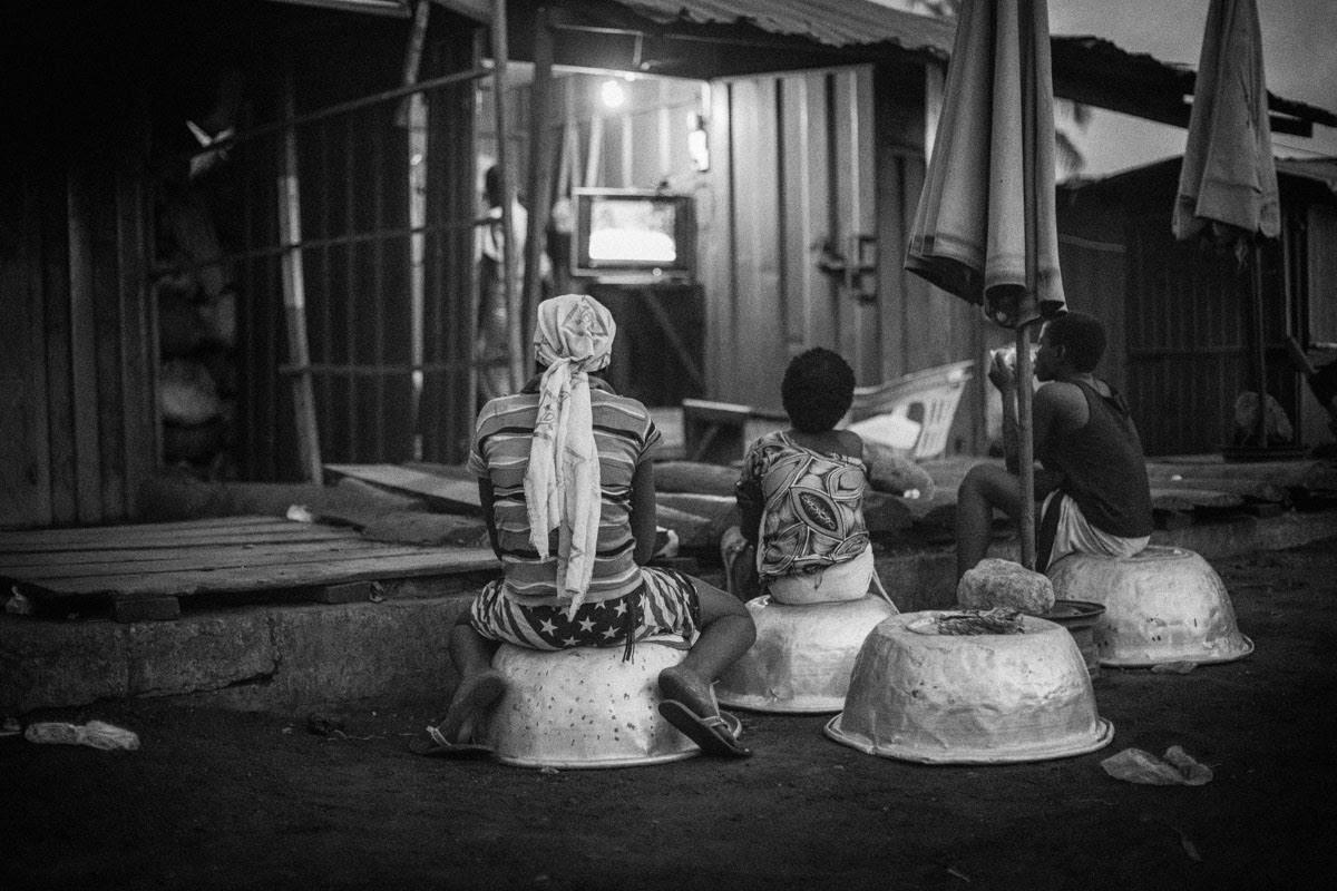 Ghana photo of the week, Kayayei