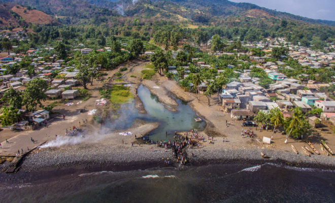 Recent Natural Disasters In Liberia