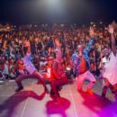 Sauti Sol performing in Burundi. Credit: SautiSol.