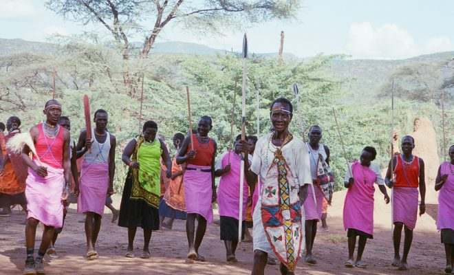 The Endorois community has suffered systematic repression by the Kenyan authorities, beginning with their eviction from ancestral lands. Credit: Minority Rights Group.
