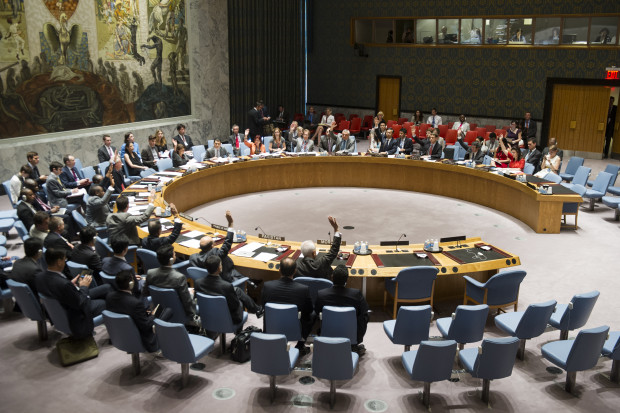 Security Council Meeting on the situation in Somalia.
