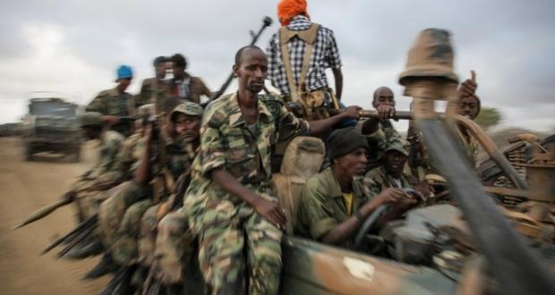 Somalia country study