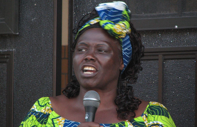 Wangari Maathai was not a good woman  Kenya needs more of them