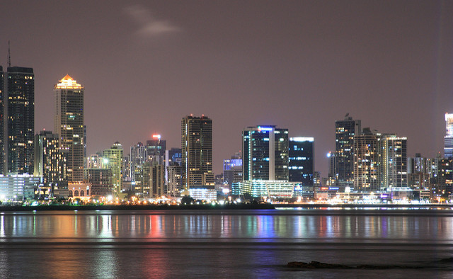 Overlooking Panama City. Credit: Carlos Adampol Galindo.