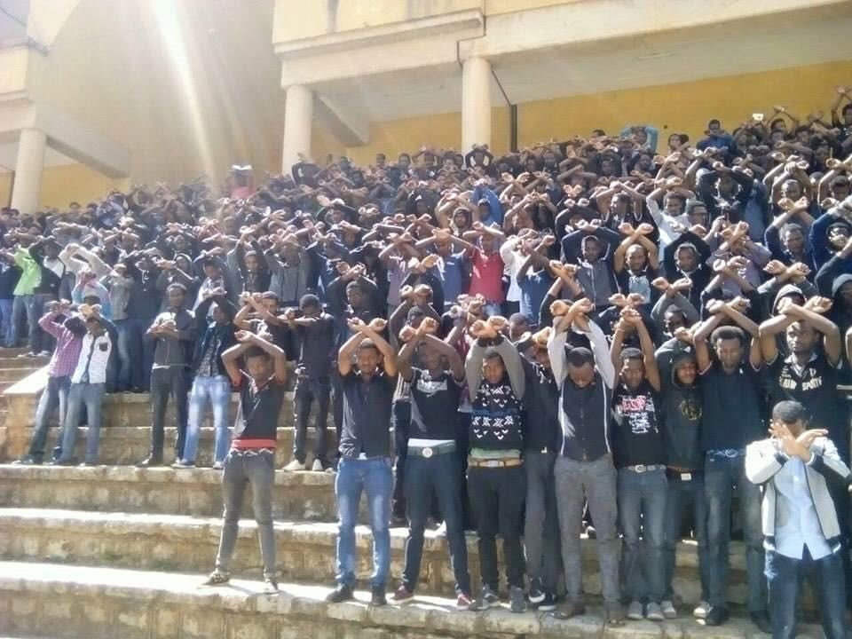 """The blood flowing in Oromia is our blood too"""": Why Oromo-Amhara"""