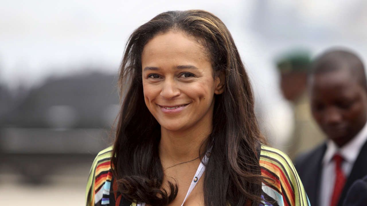 Isabel Dos Santos, daughter of the president, is reportedly Africa's richest woman and heads up the state oil company Sonangol.