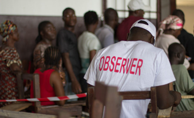 Liberia is preparing for its third set of elections since the end of the civil war. Credit: Brittany Danisch.