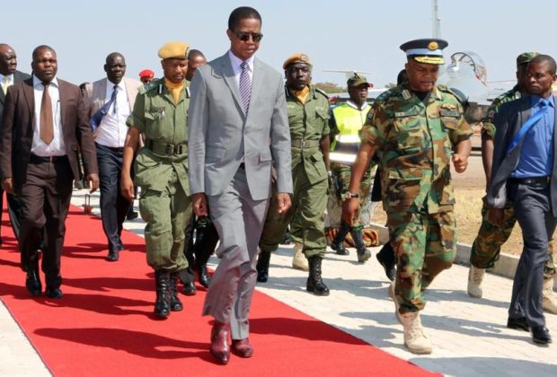President Edgar Lungu has warned the Constitutional Court of its impending decision on his eligibility to run in 2021. Credit: Edgar Chagwa Lungu.