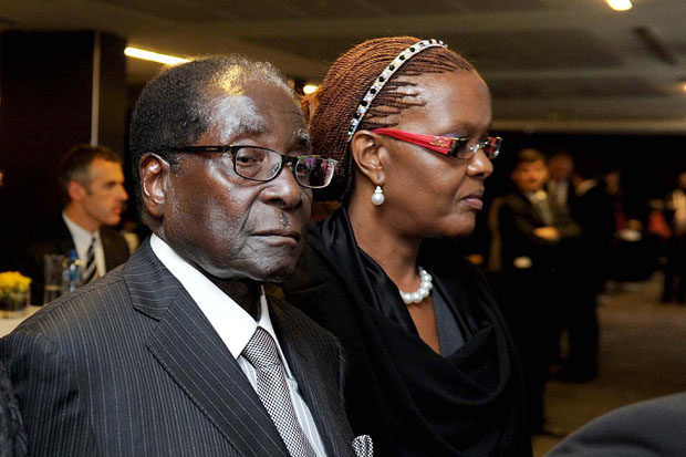 President Robert Mugabe is still officially in power amidst ongoing talks with senior military officials. Credit: GCIS.