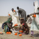 The Boko Haram insurgency has led thousands to flee in the Lake Chad region. Credit: Espen Røst / Bistandsaktuel.