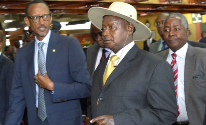 The relationship between President Paul Kagame and President Yoweri Museveni has had many ups and downs.