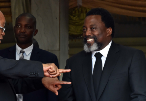 President Joseph Kabila of Democratic Republic of Congo (DRC). Credit: GCIS.