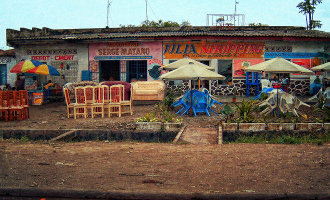Kinshasa, Democratic Republic of Congo (DRC). Credit: Irene2005.