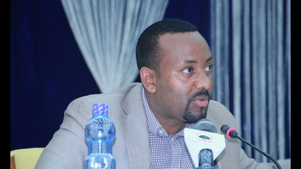 Abiy Ahmed is set to become the Oromo Prime Minister of the EPRDF's 27-year rule.