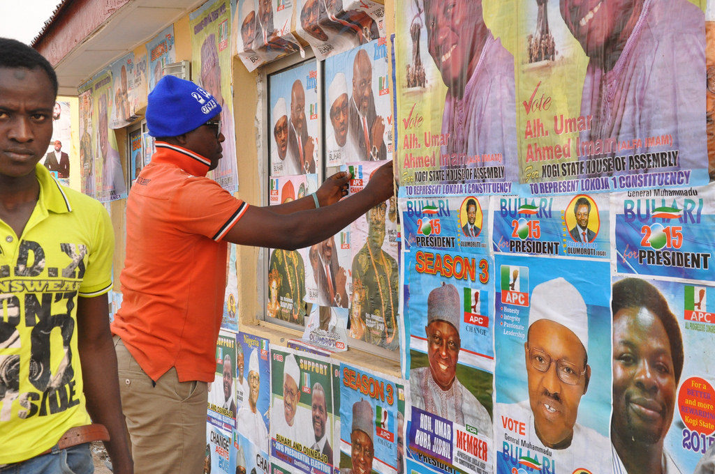Nigeria's 2019 elections: The preparations, people and prospects