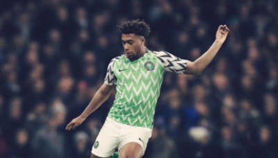 Nigeria are one of a few teams with a good chance of getting into the knockout stages. Credit: Nigeria Super Eagles.