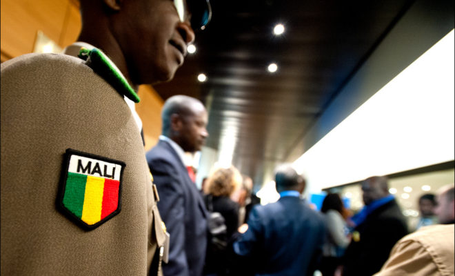 Mali election. Credit: European Union 2013/European Parliament