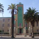 Eritrea's government building in Asmara.