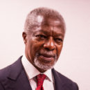 Kofi Annan passed away on 18 August after a short illness aged 80. Credit: ITU/ J.M. Planche.
