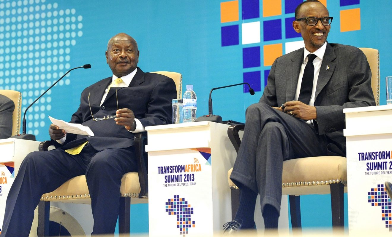"""Museveni says he's """"not excited"""" about Uganda's oil  Is"""