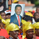 President João Lourenço has raised hopes for change in Angola since coming to office in September 2017. Credit: Eu sou João Lourenço.