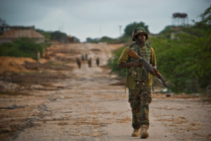 AMISOM has been operating in Somalia since 2007. Credit: AU-UN IST PHOTO /STUART PRICE.