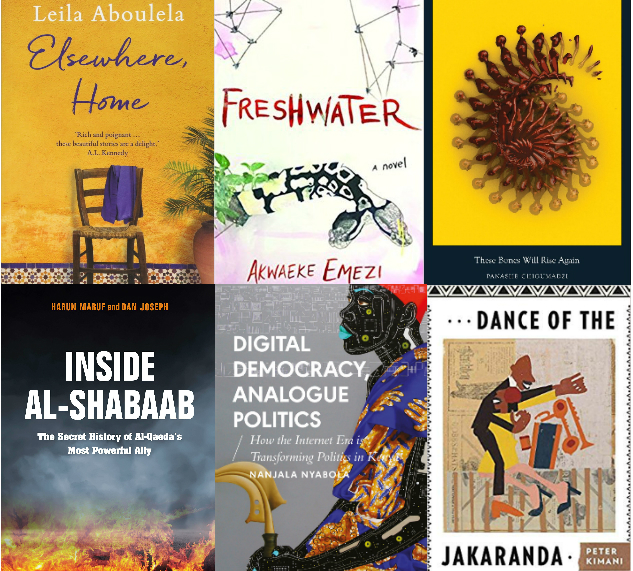 Africa books of 2018.