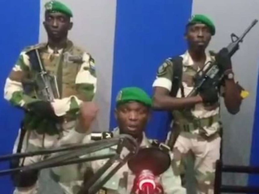 Gabon coup: Early on Monday morning, soldiers announced they had seized power.