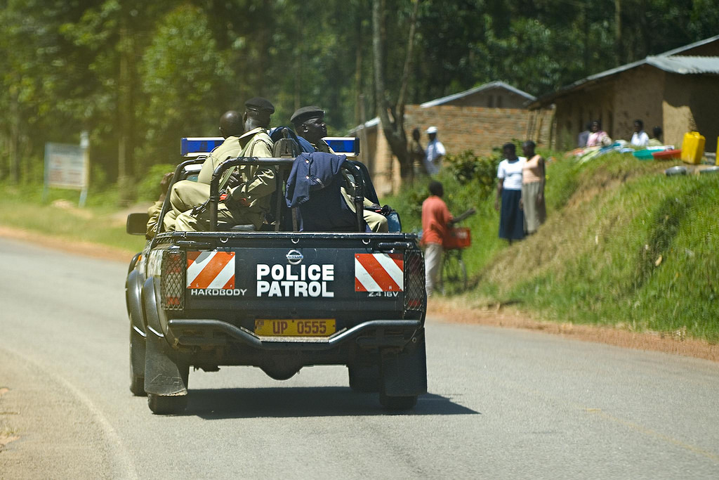 Uganda police killing. Credit: youngrobv