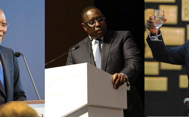 The presidents of Benin, Senegal and Guinea in West Africa are all tightening their grip on power in questionable ways. Credit: Presidence Benin/GPE-Heather Shuker/DoC.
