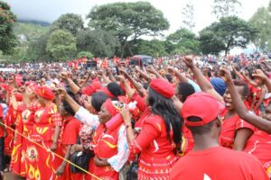 Malawi elections: The UTM and other opposition parties have questioned the government decision to promote thousands of workers just weeks before the election. Credit: UTM.