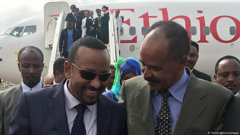 Eritrea and Ethiopia: A year of peace, a year of dashed