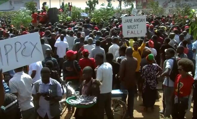 Malawi protests: Hundreds of thousands have turned out for protests in Malawi since May 2019. More are planned for 26-30 August.