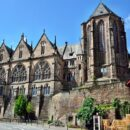 The University in Marburg, where the African Studies Association Germany was founded. Credit: Wikimedia Commons.