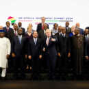 A photo of the leaders at the UK-Africa Investment Summit. Credit: DFID/Jim Winslet