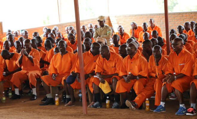 covid-19 prisons africa