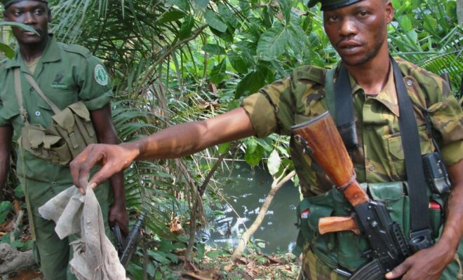 Joseph Kony's Lord's Resistance Army (LRA) is a depleted but still dangerous force.