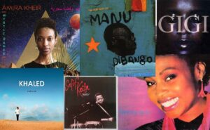 african music albums for lockdown