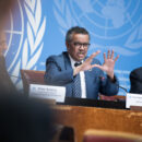 Dr Tedros Adhanom Ghebreyesus, Director-General, World Health Organisation (WHO) s