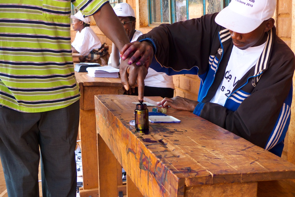 Burundi is the fifth country in Africa to go ahead with elections during the COVID-19 pandemic. Credit: Brice Blondel.