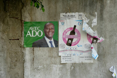 President Alassane Ouattara will not run in the Côte d'Ivoire elections.