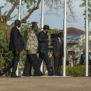 Despite struggling with its own peace process, South Sudan may be the one country that all warring parties could accept as an honest mediator. Credit: UNMISS.
