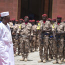 elections: President Idriss Déby of Chad has been in power since 1990. Credit: Paul Kagame.