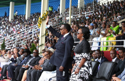 President Denis Sassou Nguesso won the 2021 elections to secure another term.