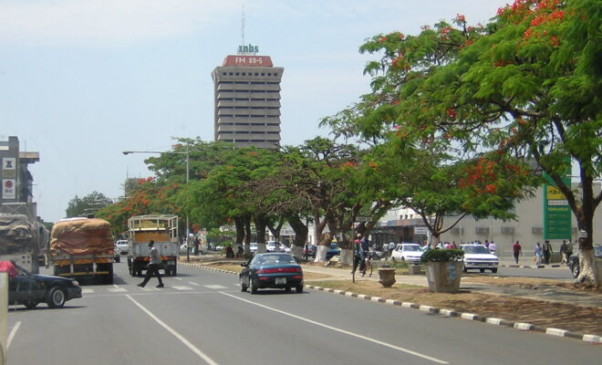 Sishuwa. In the capital Lusaka, Zambia. Credit: massa 我嫌日的冬.